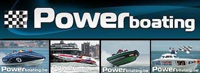 Powerboating dot be gaat online