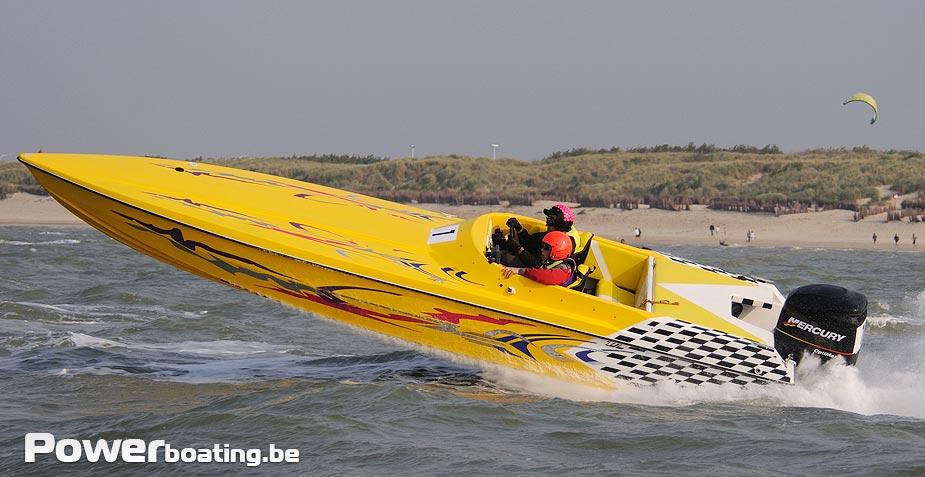Belgian Offshore Challenge 2008