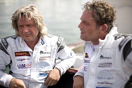 Siegfried Greve en Gino Passchier