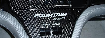Fountain Powerboat