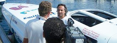 Interview met Marco Pennesi in betere tijden