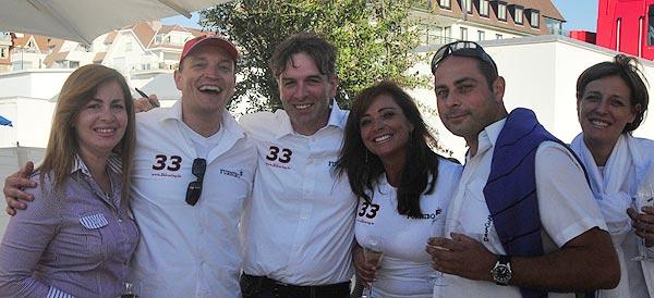 2B1 Racing Team press event