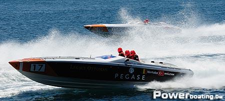 Istanbul - P1 race schema 20 juni 2009