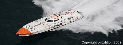 Furnibo 2B1: een onvergetelijke race in San Benedetto 2009