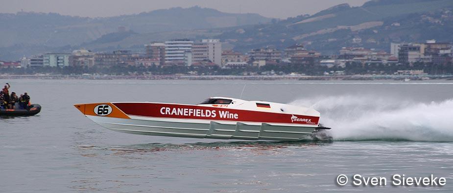 Searex Cranefields Wine San Benedetto del Tronto 2009