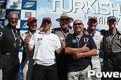 14 juli 2009 P1 in Turkije op Eurosport 1