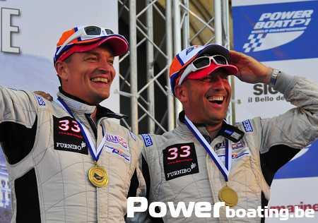 2009 Siracuse: podiumplaats voor Furnibo 2B1