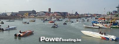 Veel belangstelling voor Belgian Offshore Challenge 2009