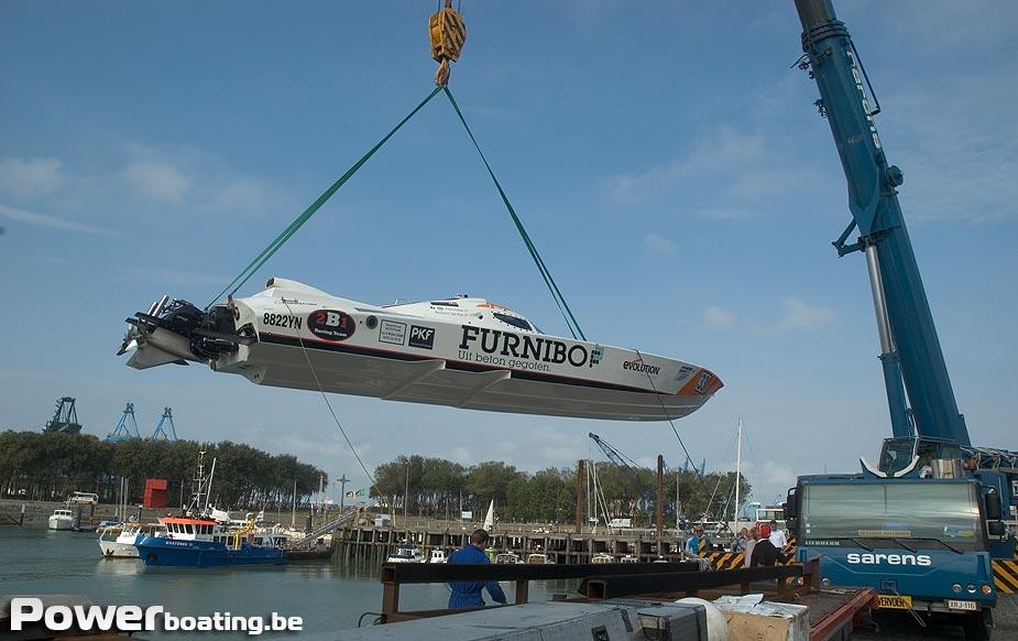 Belgian Offshore Challenge 2009