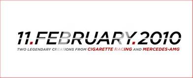 Cigarette Racing en Mercedes-AMG