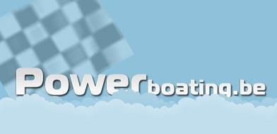 Volg powerboating.be op Twitter