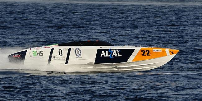 Al & Al Racing Team #22