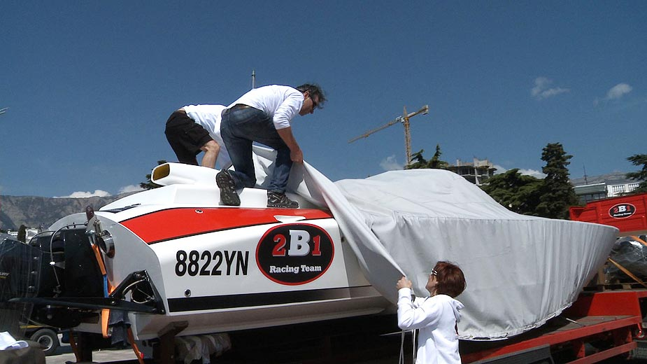 2B1 Racing Team in Yalta