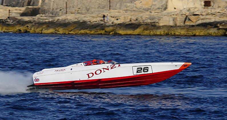 Team 26 Supersport Class Powerpole Winner