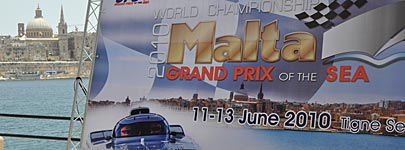 2010 Malta official team entry list