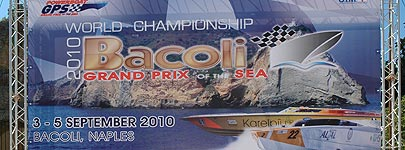 Bacoli 2010 Official Entry List