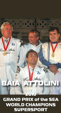 Baia Attolini World Champions 2010 Supersport - (c) Karel Overlaet