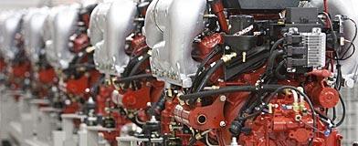 Ilmor Marine, LLC celebrates production of its 1000th marine engine