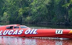SilverHook: the new 77 Lucas Oil Peters & May race boat