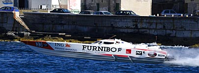Furnibo 2B1 sets the pace in the pole position