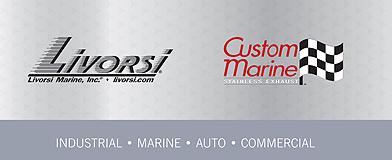 Livorsi Inc. and Custom Marine Inc. new catalog