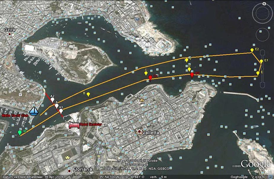 Pole Position - Malta 2011 Ocean Grand Prix