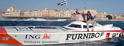 Victory in Siracusa for Furnibo 2B1 Racing Team