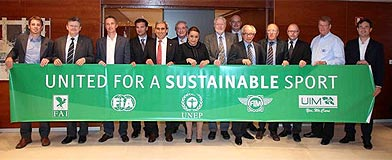 International Motor Sport Federations join forces