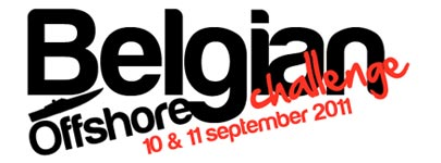 Belgian Offshore Challenge 2011 on 10 and 11 september