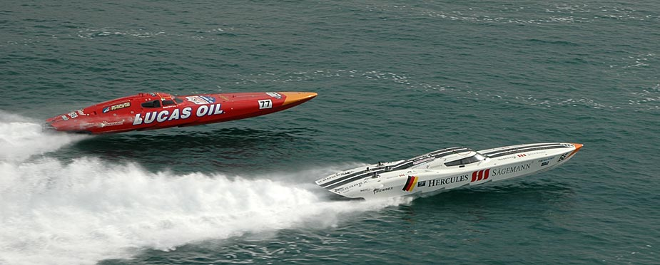 Lucas Oil Scandinavian Offshore Challenge racing with Cranefields Wine for the win in the Evo Class - credit: Karel Overlaet