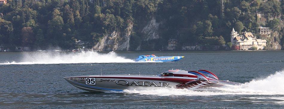 UIM Class 1 World Powerboat Championship Italian Grand Prix