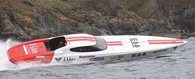 BananaShark Racing E-Lites 2012