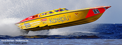 2013 Grand Prix of the Sea and the Benelux Endurance Challenge