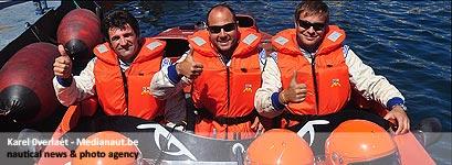 Jolly Ddrive Team (It) - (c) Karel Overlaet - Medianaut