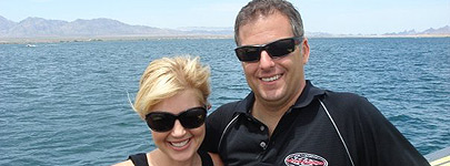 Mike Fiore, CEO of Outerlimits Powerboats, passed away at the age of 44