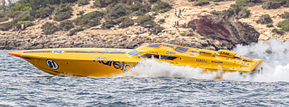 Ibiza 2014: Pole, victory for KarelPiu in V1