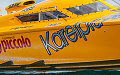 Abu Dhabi and RG 87 Karelpiu rule in Salerno