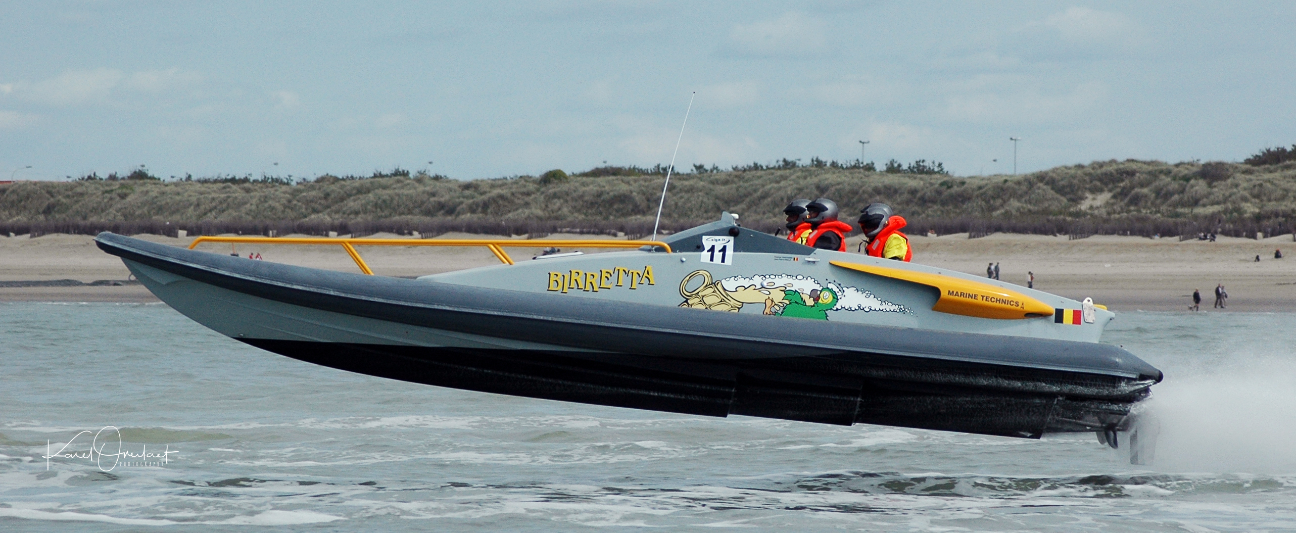 The Belgian Offshore Challenge: a decade of fun and passion