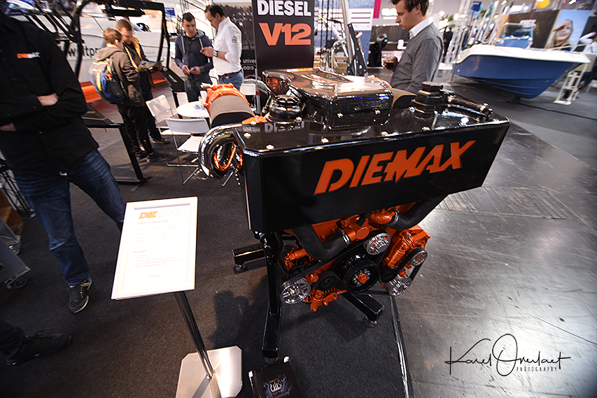 Feast your eyes on the brand new DIEMAX V12