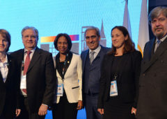 Raffaele Chiulli unanimously elected ARISF President