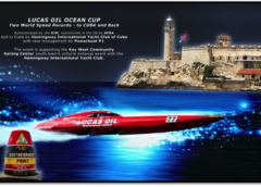 2017 SilverHook World Speed Record Key West to Cuba Challenge August 17